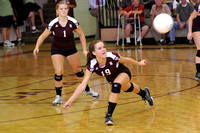 VOLLEYBALL GALAX VS CARROLL 8-27-12