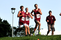CROSS COUNTRY at GALAX INVITATIONAL 9-19-12