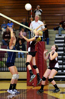 VOLLEYBALL GALAX VS GRAYSON 10-9-12