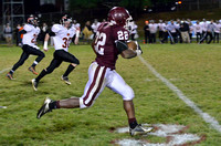 VARSITY FOOTBALL GALAX VS CHILHOWIE 11-9-12