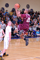 BASKETBALL GALAX at GRAYSON (QUAD) 1-11-13