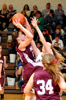 GIRLS GALAX VS GRAYSON IN MED CHAMP GAME 2-15-13