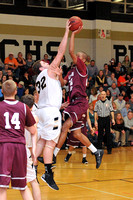 GALAX VS FORT in MED CHAMP GAME 2-15-13
