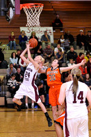 GALAX GIRLS VS RURAL RETREAT 1ST ROUND REGIONAL 2-19-13