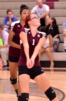 VOLLEYBALL GALAX vs RURAL RETREAT 9-1-15