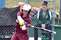 SOFTBALL GALAX vs ALLEGHANY 3-1-16