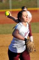 SOFTBALL GALAX vs BLACKSBURG 3-9-16