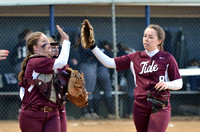 SOFTBALL GALAX at CARROLL 3-18-16