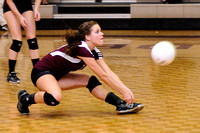 VOLLEYBALL GALAX VS FORT 9-24-13