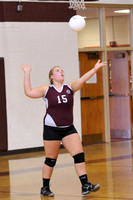 VOLLEYBALL GALAX VS FLOYD 9-5-13