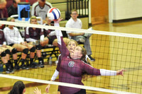 VOLLEYBALL GALAX VS BLAND 9-30-14