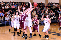 GALAX GIRLS (JV&VAR) at CARROLL 12-21-11
