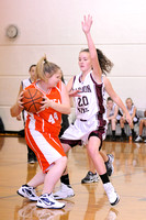 8th Grade Basketball GALAX VS BLAND (girls & boys) 11-1-11