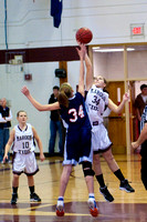 JV GIRLS GALAX VS BLAND 1-22-10