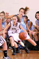8th Grade Basketall GALAX vs DUBLIN 10-31-11 (girls & boys(