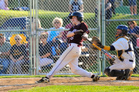 JV BASEBALL GALAX at GRAYSON 5-9-11