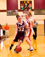 REGIONAL GIRLS GALAX VS BLAND 2-25-10