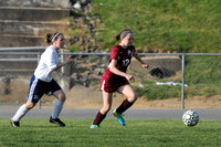 GIRLS SOCCER GALAX at CARROLL 5-21-14