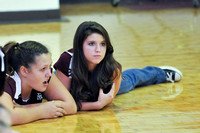 VOLLEYBALL GALAX VS BLAND 10-13-11