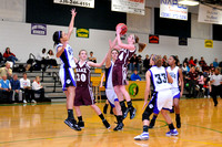 GALAX VARSITY GIRLS VS WEST STOKES 12-30-10