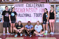 JIMMY COCKERHAM SCHOLARSHIP VOLLEYBALL TOURNAMENT 4-26-14