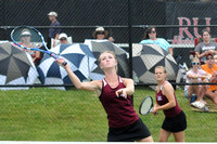TENNIS GIRLS DOUBLES STATE CHAMPIONSHIP GALAX VS RADFORD 6-13-14