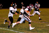 VARSITY FOOTBALL GALAX VS RADFORD 9-16-11