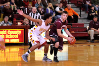 BOYS BASKETBALL GALAX at PULASKI 2-6-14