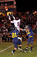 VARSITY FOOTBALL GALAX at GRAYSON 11-4-11