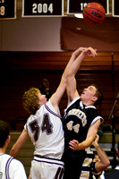 JV BOYS: GALAX VS FT. CHISWELL 1-14-10