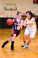 GALAX VARSITY GIRLS VS ALLEGHANY 12-29-10