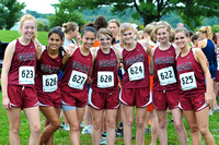 MAROON TIDE XC INVITATIONAL 9-21-11