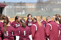SOFTBALL GALAX at PULASKI 3-22-14