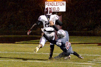FOOTBALL GALAX at GEORGE WYTHE 11-15-13
