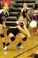 VOLLEYBALL GALAX VS CARROLL 9-23-13
