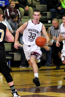 BOYS BASKETBALL GALAX VS FORT 1-8-14