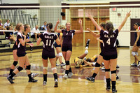 VOLLEYBALL GALAX VS GRAYSON (8TH, JV & VAR) 9-15-11