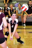 VOLLEYBALL GALAX VS RURAL RETREAT 8-25-11 (JV & VAR)