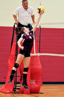 VOLLEYBALL GALAX at GRAHAM (JV & VAR) 9-8-11