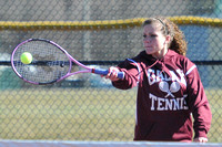 GIRLS TENNIS GALAX VS FLOYD 3-12-13