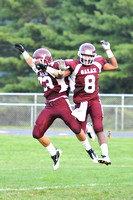 VARSITY FOOTBALL GALAX VS CARROLL 8-19-11