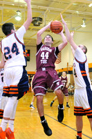 BOYS BASKETBALL GALAX at BLAND 1-14-14
