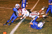 VARSITY FOOTBALL GALAX VS CASTLEWOOD 11-18-11