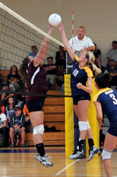VOLLEYBALL GALAX at GRAYSON 10-11-11