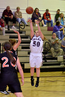 GALAX GIRLS BASKETBALL (JV&VAR) VS RURAL RETREAT 12-5-11