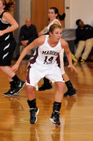 GALAX GIRLS VS BATH in REGIONAL TOURNAMENT 2-24-12