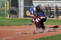 GALAX SOFTBALL at BLAND 5-14-13