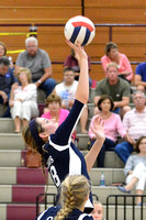 VOLLEYBALL GALAX VS CARROLL 9-19-16