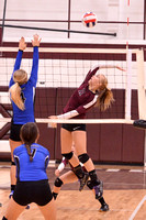 VOLLEYBALL GALAX vs AUBURN 9-3-15