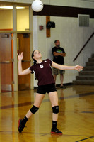VOLLEYBALL GALAX vs PULASKI 9-2-14